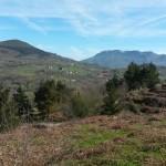 Vistas a Sierra del Sueve