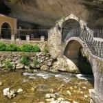 El Puente de paso al Santuario (La Cueva)