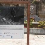 Exposición fotográfica Memorial María Luisa en Plaza del Ayto