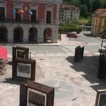 Exposición fotográfica Memorial María Luisa en Plaza del Ayto.