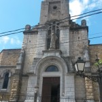 Fachada Iglesia San Antonio Padua (Infiesto)