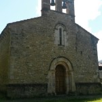 Fachada Iglesia San Juan de Berbío