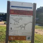 Informacion del yacimiento en el parking (2)