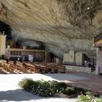Interior Santuario de La Virgen de La Cueva