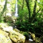 Saltos de agua y cascadas de Oneta