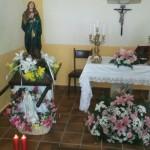Nuestra patrona: Sta. María Magdalena.